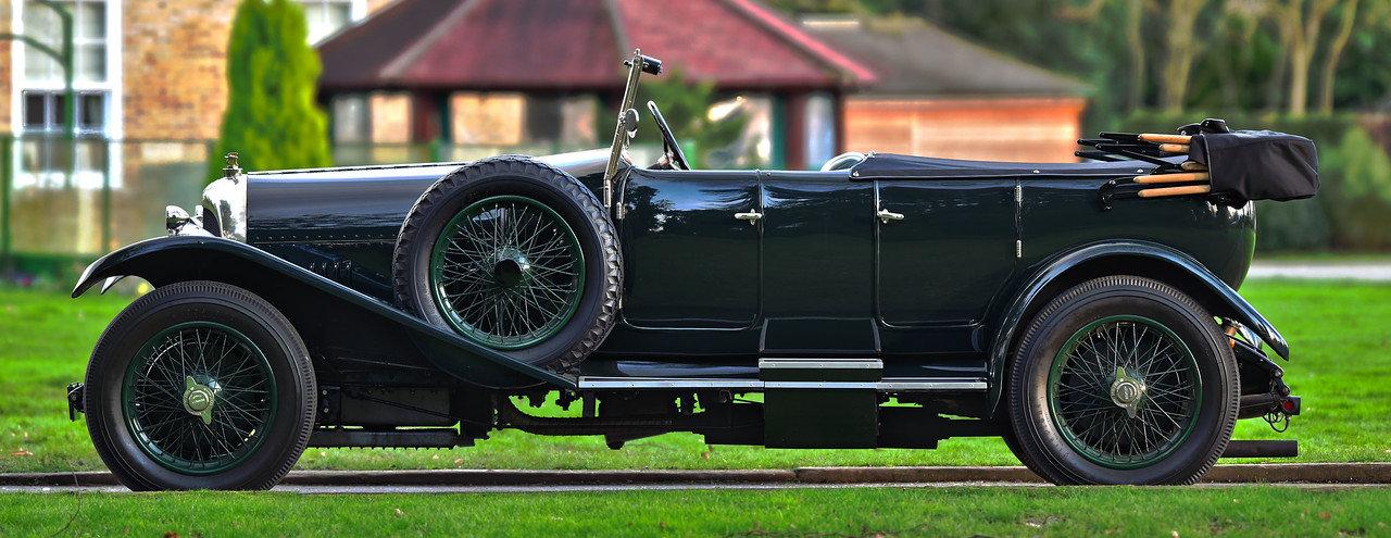 1925 1924 Bentley 3 litre Freestone & Webb Tourer For Sale (picture 2 of 6)