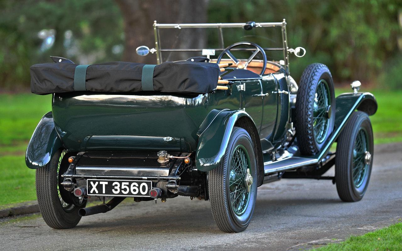 1925 1924 Bentley 3 litre Freestone & Webb Tourer For Sale (picture 3 of 6)