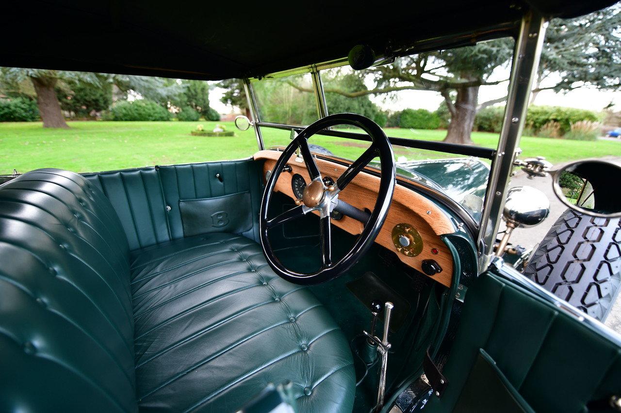 1925 1924 Bentley 3 litre Freestone & Webb Tourer For Sale (picture 4 of 6)