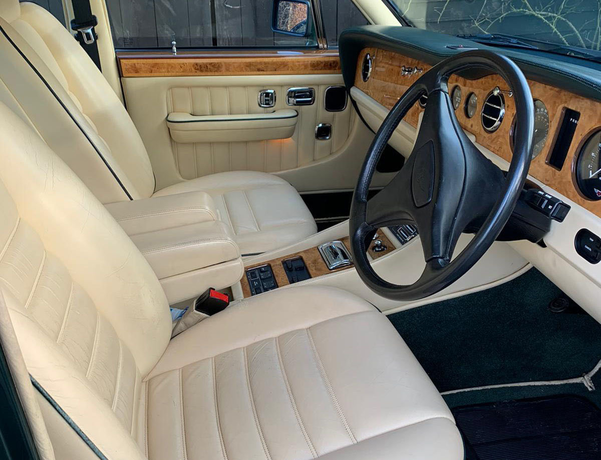1993 Bentley Brooklands 22 Feb 2020 For Sale by Auction (picture 4 of 4)