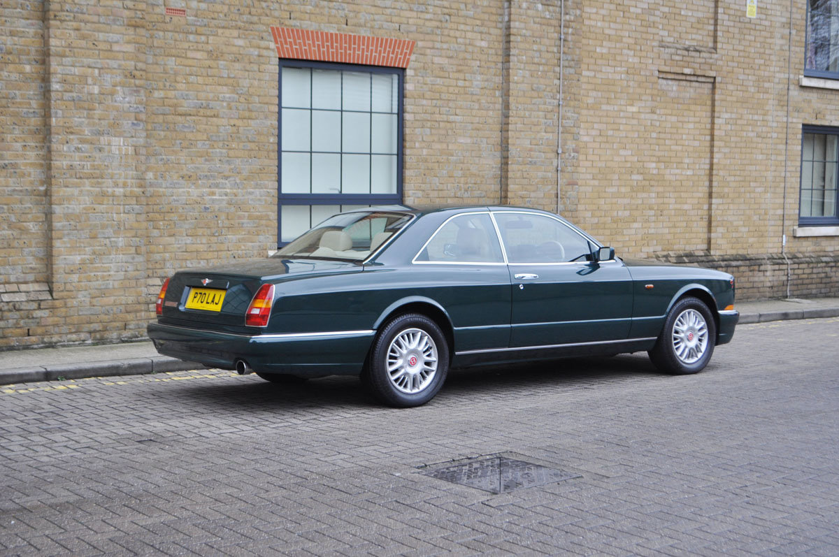 1997 Bentley Continental R 22 Feb 2020 For Sale by Auction (picture 2 of 4)