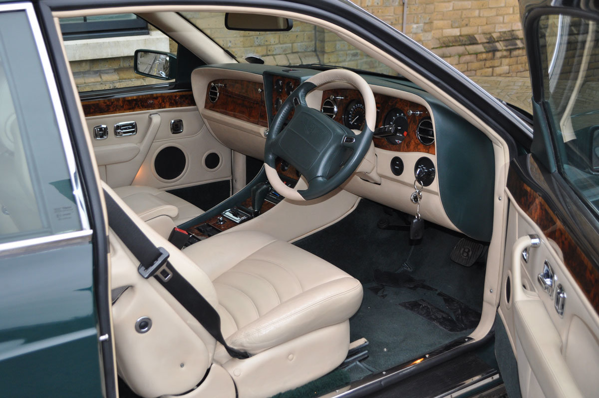 1997 Bentley Continental R 22 Feb 2020 For Sale by Auction (picture 3 of 4)