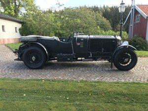 1928 Bentley 6,5 Litre Le Mans Spec.