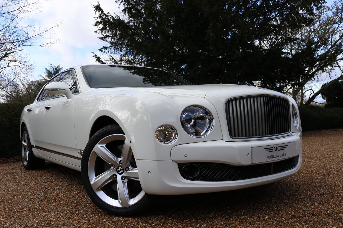 2016 Bentley Mulsanne Speed Premier Spec For Sale (picture 1 of 5)