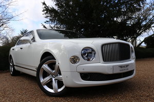 2016 Bentley Mulsanne Speed Premier Spec