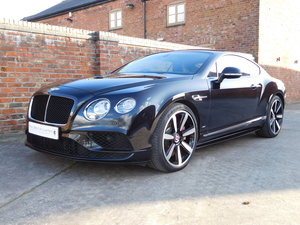 2016 Bentley Continental GT 4.0L V8S Auto – 10,700 Miles  For Sale
