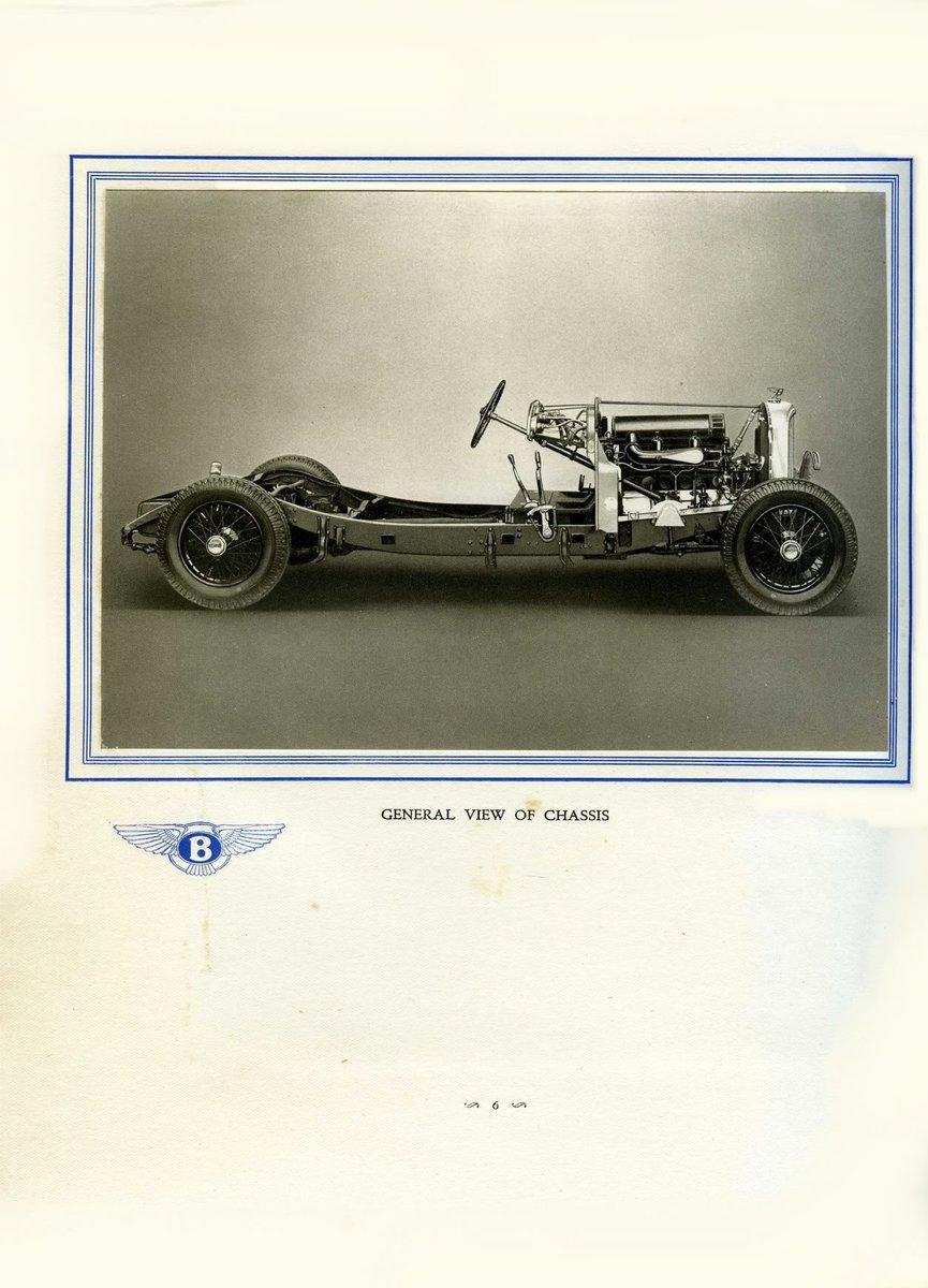 1931 Bentley Brochure ***PRICE DROP*** For Sale (picture 2 of 6)
