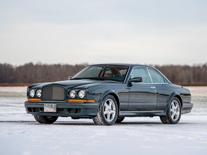 1997 Bentley Continental T  For Sale by Auction