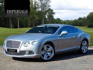 2011 Bentley  CONTINENTAL GT  MULLINER COUPE 2012 NEW MODEL FACEL