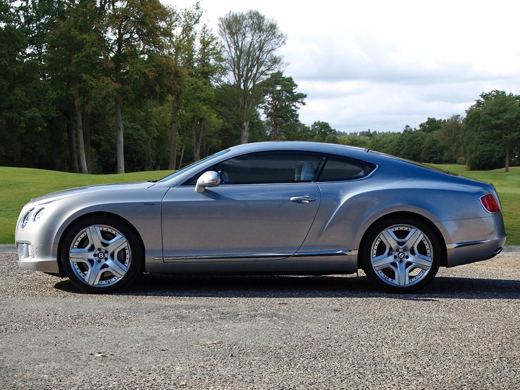 2011 Bentley  CONTINENTAL GT  MULLINER COUPE 2012 NEW MODEL FACEL For Sale (picture 2 of 19)
