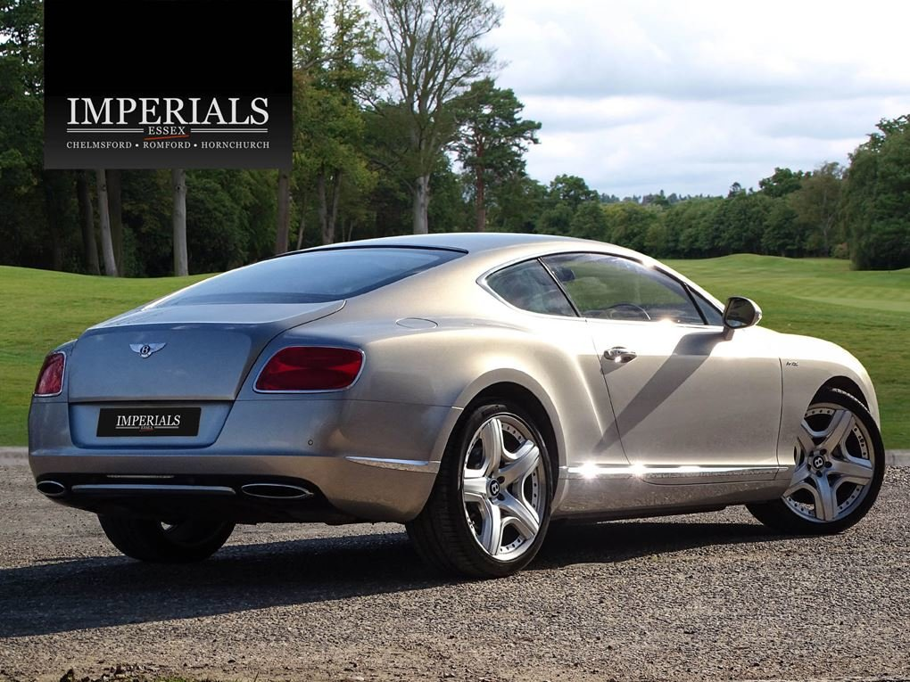 2011 Bentley  CONTINENTAL GT  MULLINER COUPE 2012 NEW MODEL FACEL For Sale (picture 4 of 19)