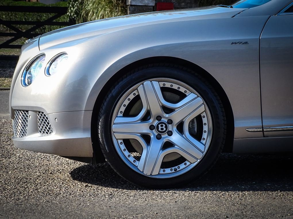 2011 Bentley  CONTINENTAL GT  MULLINER COUPE 2012 NEW MODEL FACEL For Sale (picture 5 of 19)