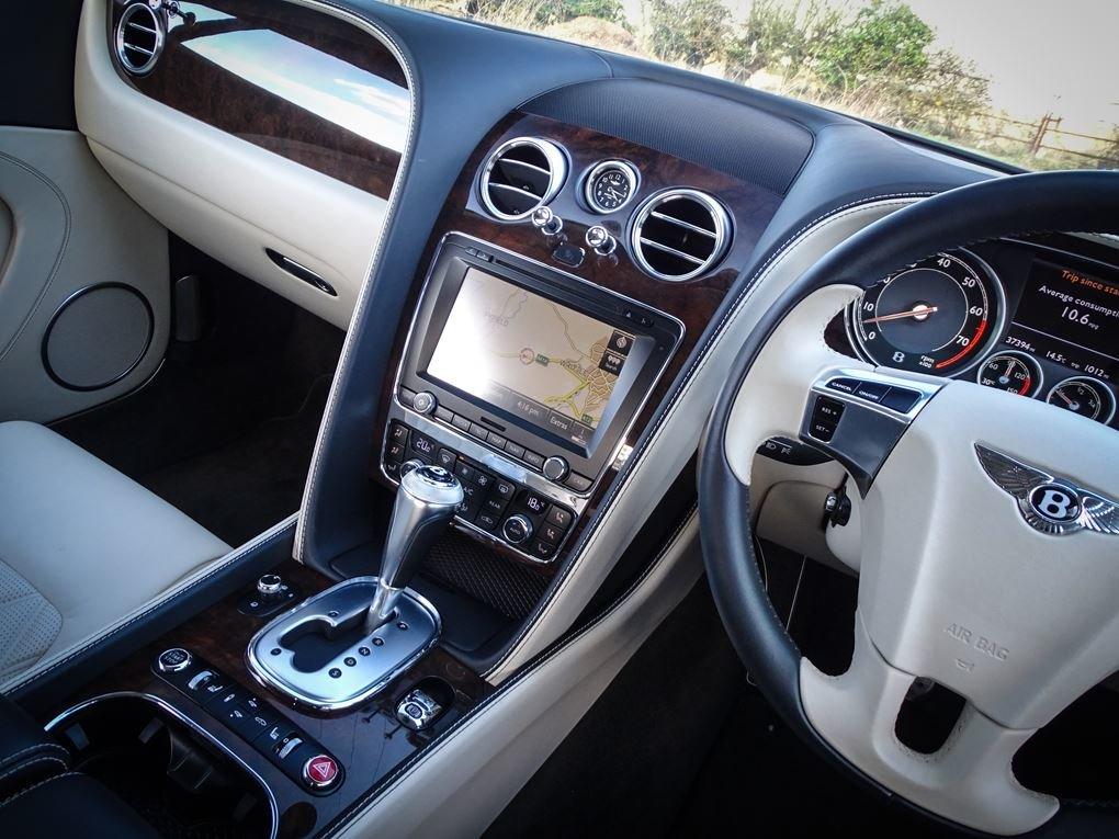 2011 Bentley  CONTINENTAL GT  MULLINER COUPE 2012 NEW MODEL FACEL For Sale (picture 6 of 19)