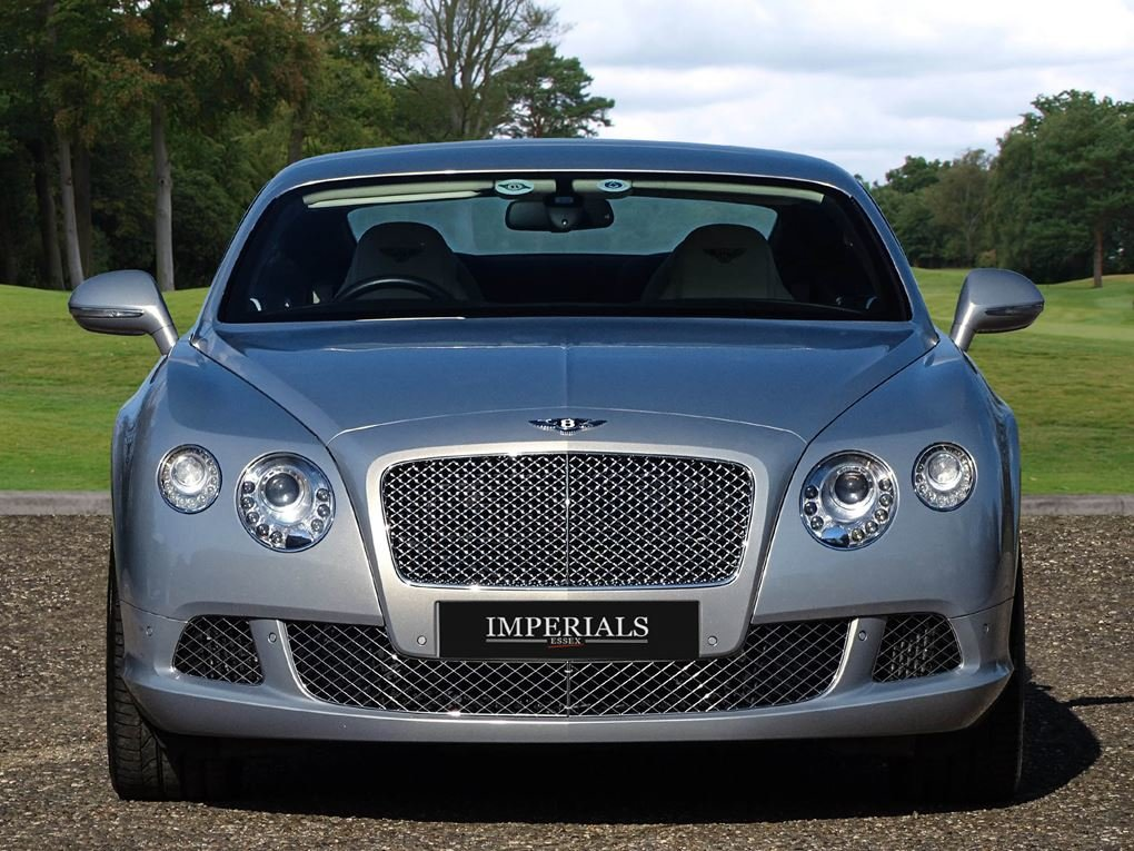2011 Bentley  CONTINENTAL GT  MULLINER COUPE 2012 NEW MODEL FACEL For Sale (picture 8 of 19)