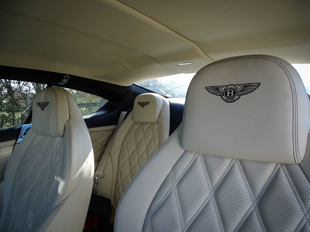 2011 Bentley  CONTINENTAL GT  MULLINER COUPE 2012 NEW MODEL FACEL For Sale (picture 10 of 19)