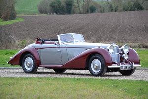 1949 Bentley MkVI Special 6¾-Litre Drophead Coupé