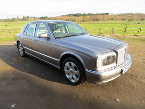 2000 Bentley Arnage 6.8 V8 Red Label 53k Miles For Sale