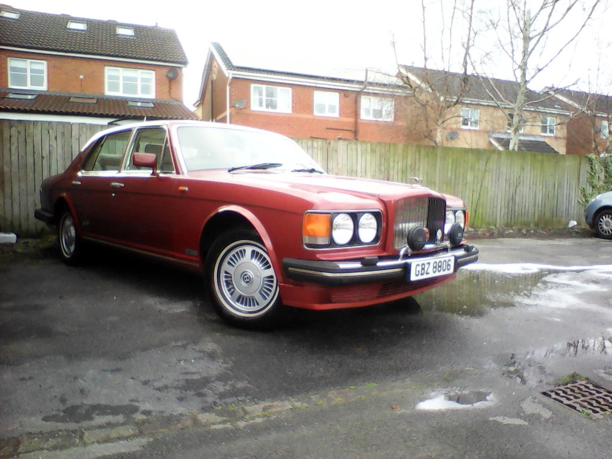 1989 bentley mulsanne s  For Sale (picture 1 of 6)