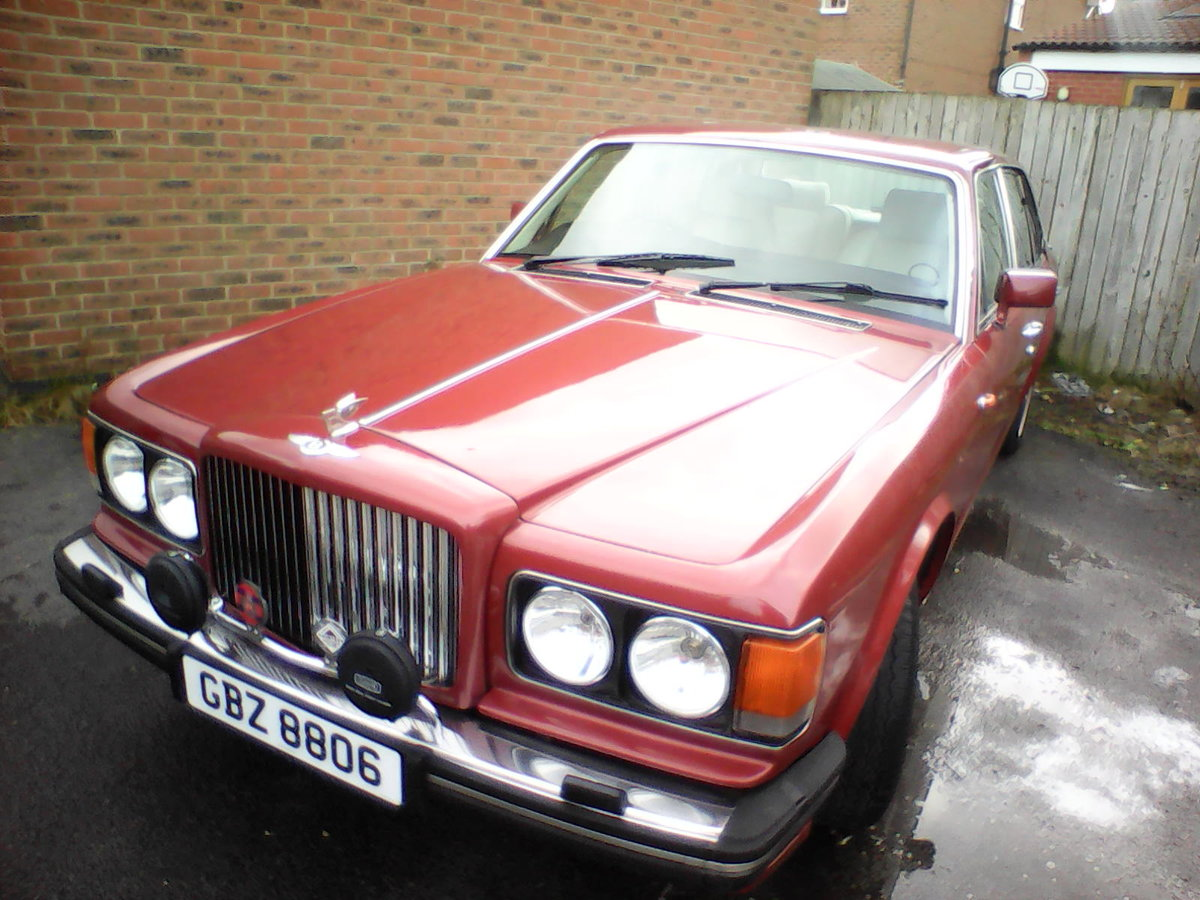 1989 bentley mulsanne s  For Sale (picture 2 of 6)
