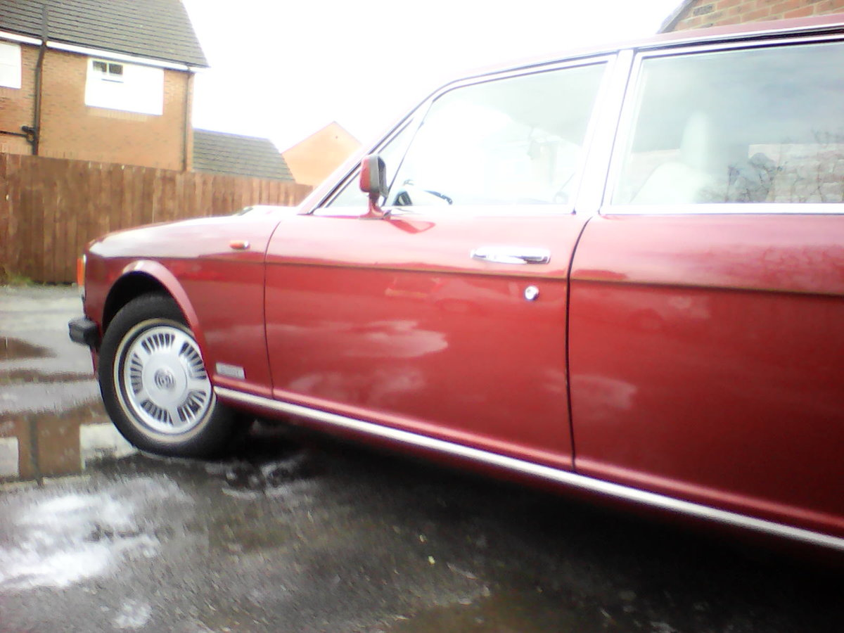 1989 bentley mulsanne s  For Sale (picture 4 of 6)
