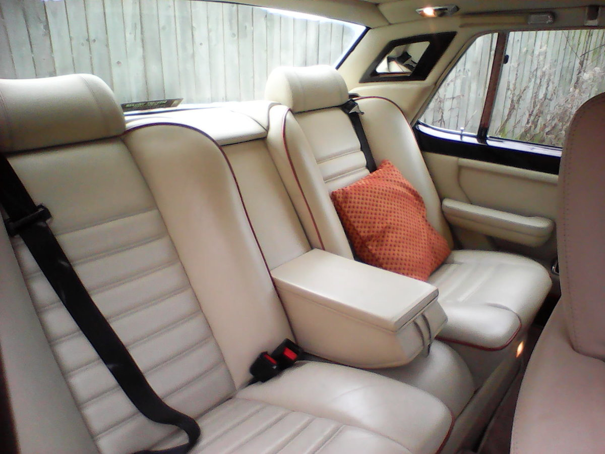 1989 bentley mulsanne s  For Sale (picture 5 of 6)