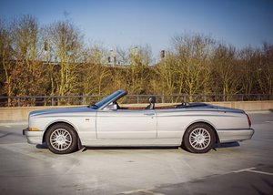 1999 Bentley Azure SOLD by Auction