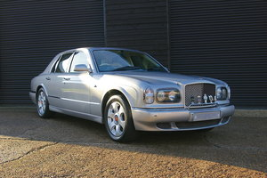 2000 Bentley Arnage 6.8 Red Label Automatic Saloon (13,850 miles) For Sale