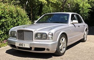BENTLEY ARNAGE T 495Bhp Black Label edition