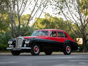 1954 Bentley R-Type Saloon by Freestone & Webb