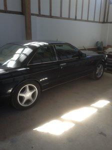 1994 Bentley continental R mulliner