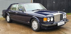 1993 Bentley Turbo R with only 81k Miles - FSH - YEARS WARRANTY