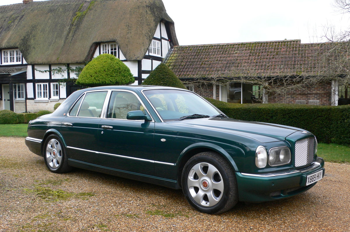 2000 Bentley Arnage Red Label For Sale by Auction (picture 2 of 6)