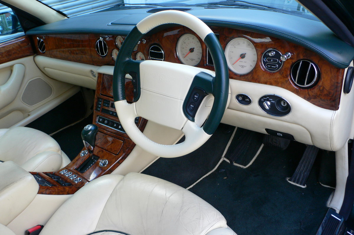 2000 Bentley Arnage Red Label For Sale by Auction (picture 4 of 6)