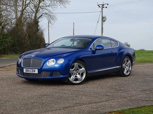 2011 Bentley  CONTINENTAL GT  MULLINER COUPE 2012 MODEL AUTO  44, For Sale
