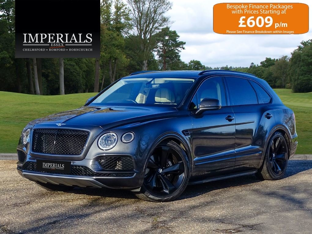 2017 Bentley  BENTAYGA  4.0 V8 DIESEL MULLINER AUTO  104,948 For Sale (picture 1 of 24)