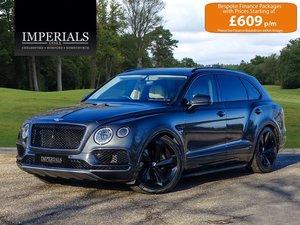 Bentley  BENTAYGA  4.0 V8 DIESEL MULLINER AUTO  104,948