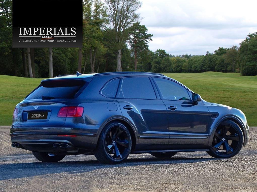 2017 Bentley  BENTAYGA  4.0 V8 DIESEL MULLINER AUTO  104,948 For Sale (picture 4 of 24)