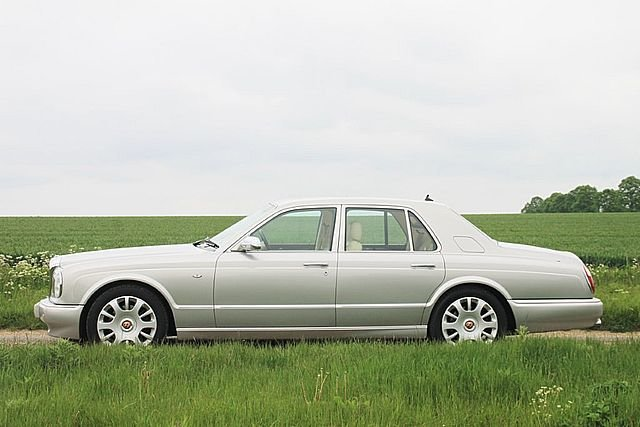 2004 Bentley Arnage 'R'  Very rare Mulliner spec. For Sale (picture 3 of 6)