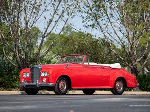 1963 Bentley S3 Drophead Conversion