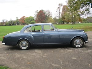 1963 Bentley S3 Continental Six Light Flying Spur by MPW