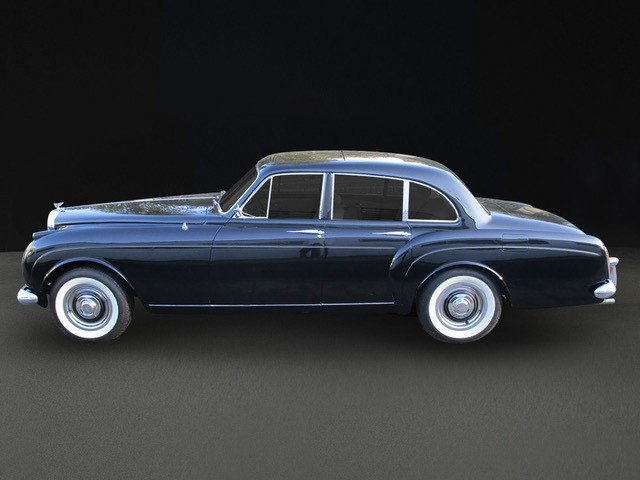 1960 Bentley S2 Continental Flying Spur by MPW (LHD) For Sale (picture 1 of 1)