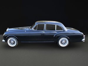 1960 Bentley S2 Continental Flying Spur by MPW (LHD)