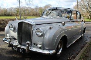 1960 Bentley S2 - To be auctioned 24-04-2020