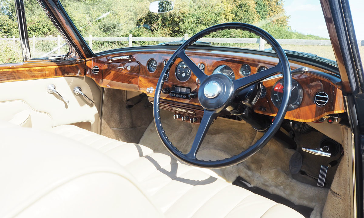 1958 Bentley S1 Continental Park Ward Drophead Coupe  For Sale (picture 4 of 6)