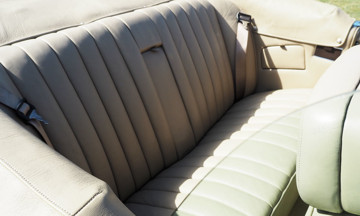 1958 Bentley S1 Continental Park Ward Drophead Coupe  For Sale (picture 5 of 6)