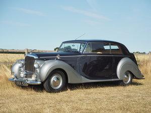 1949 Bentley MK VI by James Young