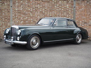 1958 Bentley S1 Continental By James Young