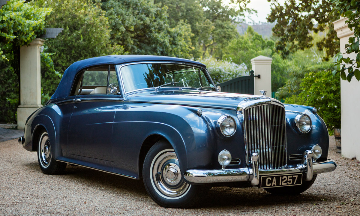 1961 Bentley S2 Continental Drophead Coupe Adaptation For Sale (picture 1 of 6)