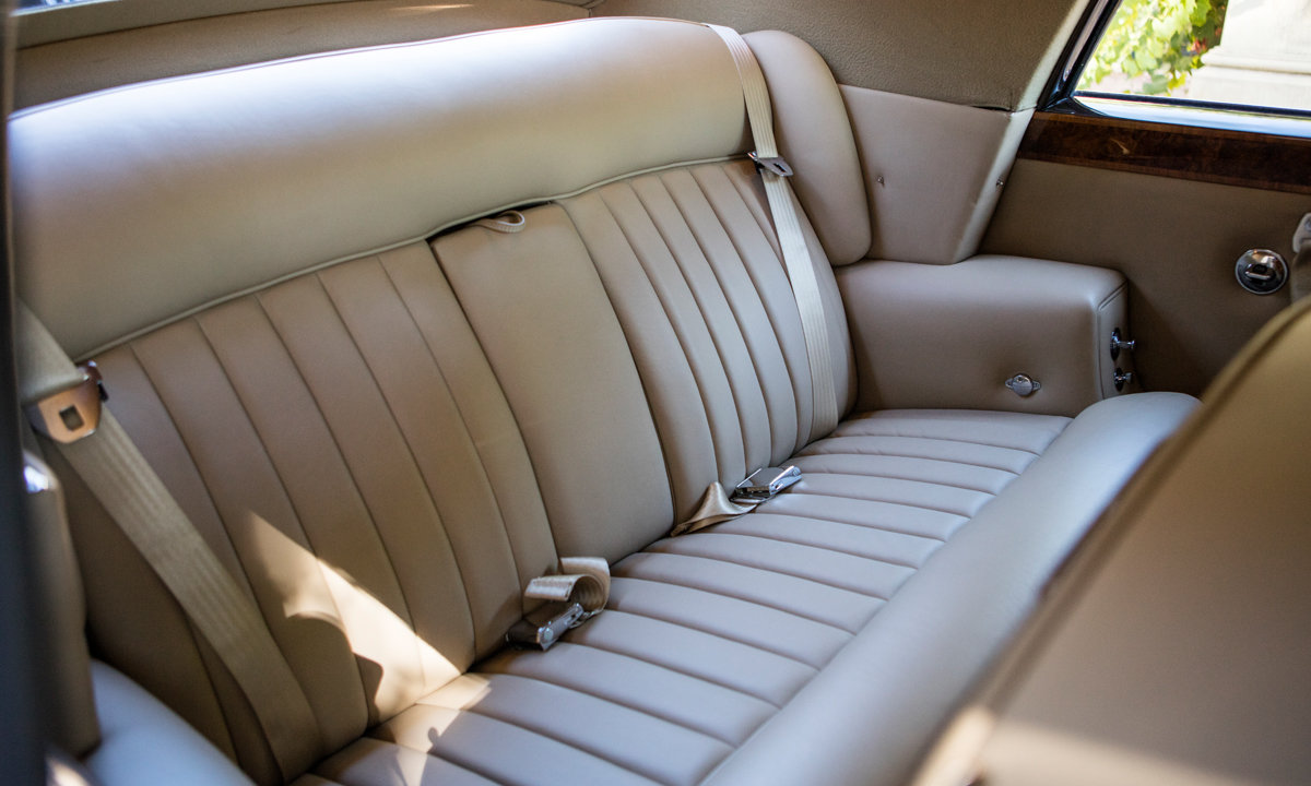 1961 Bentley S2 Continental Drophead Coupe Adaptation For Sale (picture 4 of 6)