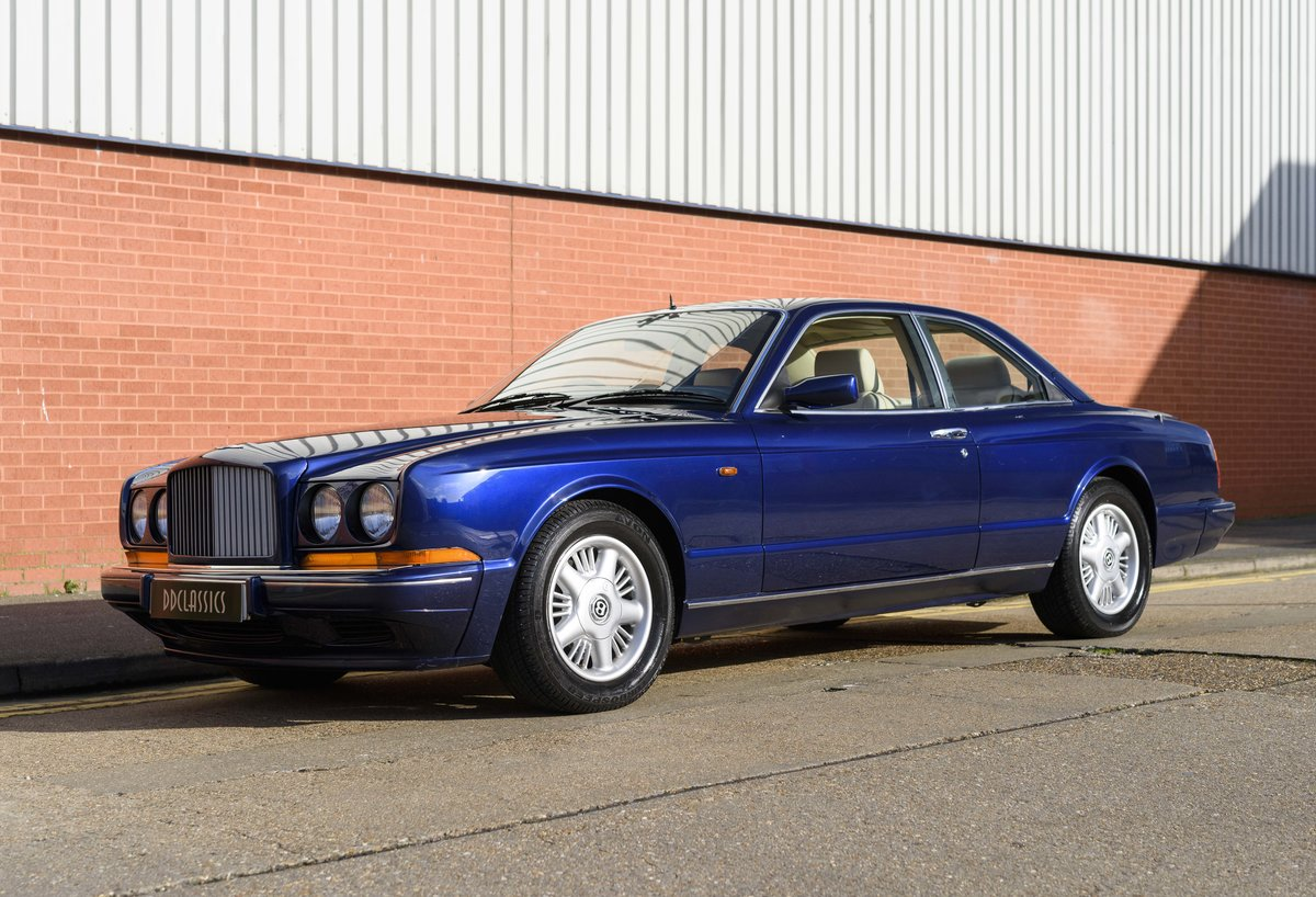 1996 Bentley Continental R (RHD) For Sale (picture 1 of 24)